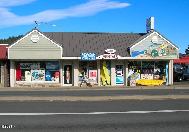 4792 SE Hwy 101, Lincoln City, OR 97367 - Hwy Frontage