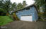 2481 SE Kendal Ct, Newport, OR 97365 - Front of House and Garage