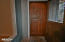 2481 SE Kendal Ct, Newport, OR 97365 - Wood Door on Front Porch to Living Room