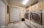 1906 NW Corvette St, Waldport, OR 97394 - Laundry room