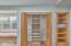 1335 NE Warner Park, Lincoln City, OR 97367 - Master Closet 1 of 2 w/ Build In