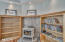 1335 NE Warner Park, Lincoln City, OR 97367 - Bedroom 2 Gas Stove & Built In
