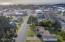 245 NE 10th St, Newport, OR 97365 - Drone looking West