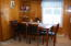 1523 NW Grove St, Newport, OR 97365 - Dining room