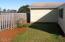 1523 NW Grove St, Newport, OR 97365 - Rear yard