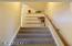 190 NW Maple St, Waldport, OR 97394 - Staircase to upper level Main House.