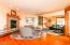 612 SE 5th St, Newport, OR 97365 - Living Room