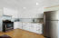 5767 NW Jetty Ave., Lincoln City, OR 97367 - Garden level kitchen