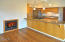 3522 NE Quay Ave, Lincoln City, OR 97367 - Dining & Fireplace