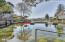 1335 NE Warner Park, Lincoln City, OR 97367 - View of Boat Slip from Kayak Dock