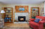 4415 Mcminnville Ave, Neskowin, OR 97149 - Wood stove