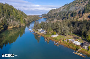 1666 Siletz Hwy, Lincoln City, OR 97367 - Siletz River Front