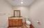 4616 Yaquina Bay Rd, Newport, OR 97365 - Hallway to Bedrooms