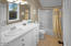 5115 Cavalier Ave, Depoe Bay, OR 97341 - 2nd Master Bathroom