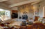 169 SE View Dr, Newport, OR 97365 - living rm with fireplace