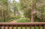 1286 SW Meadow Lane, Depoe Bay, OR 97341 - Backyard views