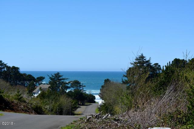 3 LOTS NW Curtis St., Seal Rock, OR 97376 - Ocean Views
