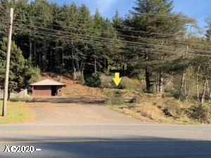 2204 SE Hwy 101 Parcel B, Lincoln City, OR 97367 - Front/street view