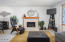3110 NE 30th Dr, Lincoln City, OR 97367 - Wood burning fireplace