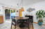 3110 NE 30th Dr, Lincoln City, OR 97367 - Light and bright dining