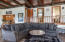 7255 Neptune Ave, Gleneden Beach, OR 97388 - Great Room sitting area