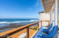 2575 SW Anchor Ave, Lincoln City, OR 97367 - Upper level deck