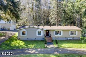 776 N Sundown Dr, Otis, OR 97368 - Front View