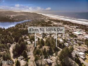 1600 BLK NE 15th And 16th St. - 8 Tax Lots, Lincoln City, OR 97367 - NE 16th and Oar lots - web-3