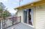 3773 Ross Ave, Depoe Bay, OR 97341 - Deck of Bedroom 3