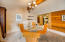 2238 NE Indian Shores Dr, Lincoln City, OR 97367 - Dining Room