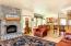 2536 Nashville Rd, Eddyville, OR 97343 - Great room looking toward dining area