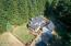 2536 Nashville Rd, Eddyville, OR 97343 - Drone view of home
