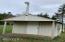 1765 SE Keiski Ln, Waldport, OR 97394 - Garden shed
