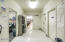 1517 SW Hwy 101, Lincoln City, OR 97367 - Hallway to Warehouse