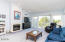 420 SW Coast Ave, Depoe Bay, OR 97341 - Living Room to Deck