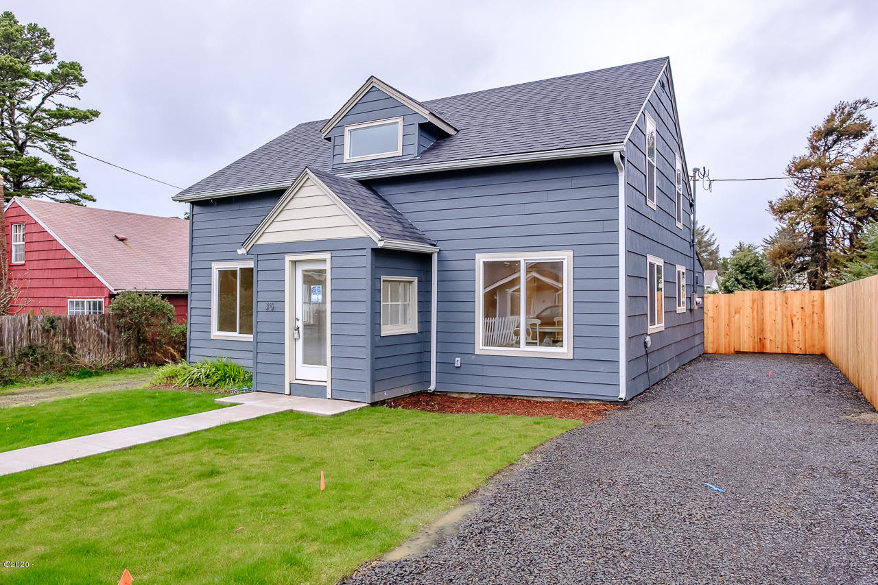 35 Fern, Gleneden Beach, OR 97388 - 35 front