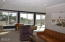1705 NW Sandpiper Dr, Waldport, OR 97394 - View to deck from living room.