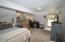 1705 NW Sandpiper Dr, Waldport, OR 97394 - Separate entrance bedroom/studio