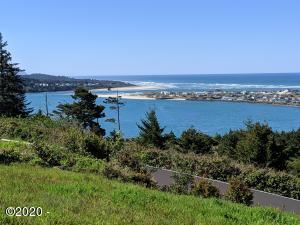 980 NW Highland Cir, Waldport, OR 97394 - View From Lot 980