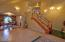 66 Olalla Pl, Toledo, OR 97391 - Living room and stairs