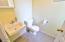 66 Olalla Pl, Toledo, OR 97391 - 1/2 bath in garage
