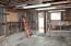 415 SE 4th St, Newport, OR 97365 - Garage Interior