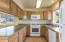 5525 NW Rhododendron St, Newport, OR 97365 - Kitchen