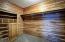 416 E 2nd St, Yachats, OR 97498 - Cedar walk in closet