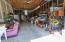 8258 SW Abalone St, South Beach, OR 97366 - Garage