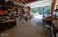 8258 SW Abalone St, South Beach, OR 97366 - Garage with storage