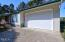 8258 SW Abalone St, South Beach, OR 97366 - Oversized Garage