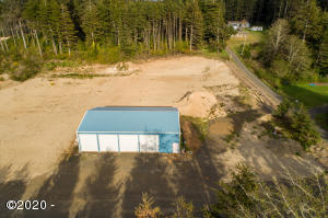100 SE 40th Street, South Beach, OR 97366 - Aerial of property