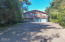 7858 SW Surfland St, South Beach, OR 97366 - extra long private driveway