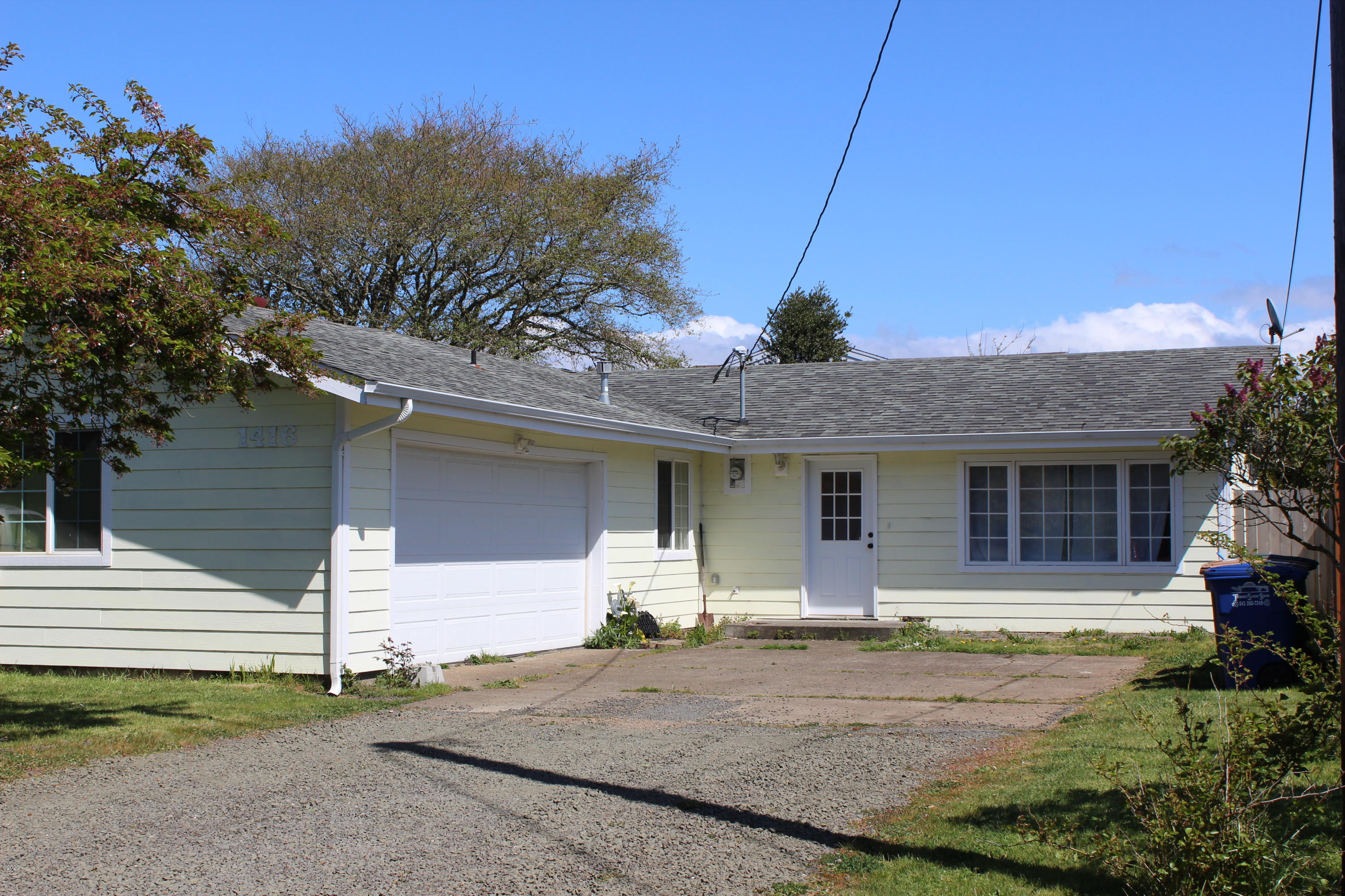 1416 NW Nye St, Newport, OR 97365 - Street View
